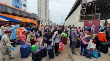 Chile: registran más de 20 positivos de coronavirus en albergue de bolivianos