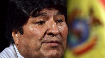 """Evo Morales pide un """"gran acuerdo nacional"""" para respetar el resultado de las elecciones"""
