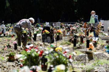 La mortalidad en marzo en Italia creció un 49,4 % en 2020 por el coronavirus