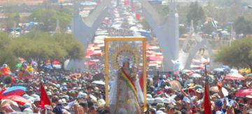 Suspenden la festividad de Urkupiña por el coronavirus