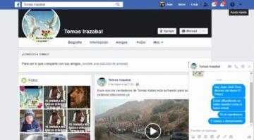 Usan video de El Potosí para reforzar supuesto pedido de elecciones