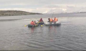 Rescatan cadáver de joven en laguna próxima a Chaquí