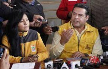 Las Alcaldías de La Paz y El Alto comprarán 200 mil pruebas y 6 equipos para detectar COVID-19