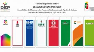 Cancillería: bolivianos en Argentina no podrían votar por restricciones de la cuarentena