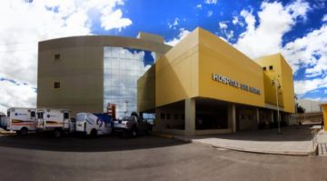 Fallece un paciente con COVID-19 en El Alto