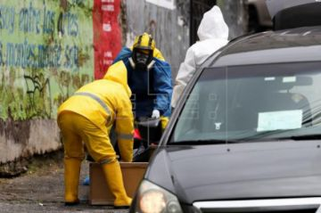 Un hombre de 65 años muere en una calle de Quito y levanta dudas sobre la cuarentena