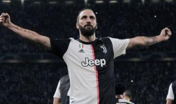 """""""Pipita"""" Higuaín regresará a la Juventus para cumplir su contrato"""