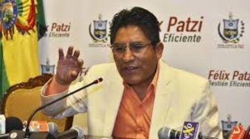 Patzi contradice a autoridades locales y nacionales; anuncia flexibilización de la cuarentena en La Paz