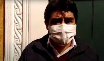 Gobernador descarta que ambientes de Cantumarca sigan albergando a viajeros