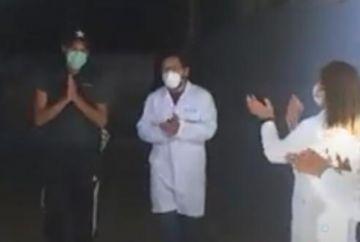 Centro COVID del Bracamonte ya tiene dos altas de pacientes con coronavirus