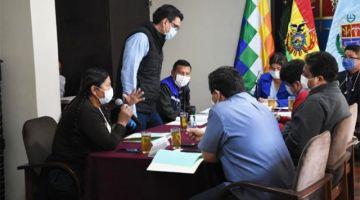 Cochabamba: siete municipios del eje metropolitano seguirán en cuarentena rígida