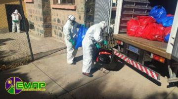 EMAP seguirá con plan para el recojo de la basura