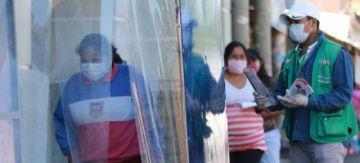 Advierten de daños a la salud por exposición en túneles de desinfección
