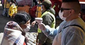 Bolivia registra 171 nuevos casos positivos de coronavirus y alcanza la cifra de 2.437 contagios