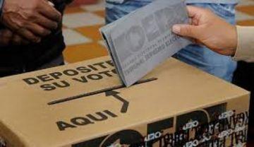 Organizaciones rechazan la Ley 1297 e instan al OEP a que reconduzca el proceso electoral