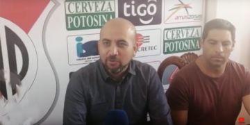 Nacional congela el contrato del chileno Sebastián Núñez
