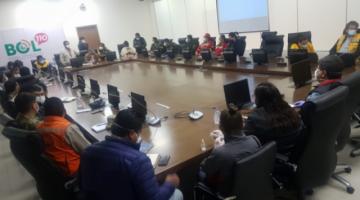 Patzi pide disculpas por impases con alcaldes y anuncia reunión con 85 municipios de La Paz