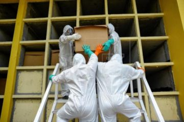 Las muertes por COVID-19 en Ecuador suman 2.127 tras confirmarse casos probables