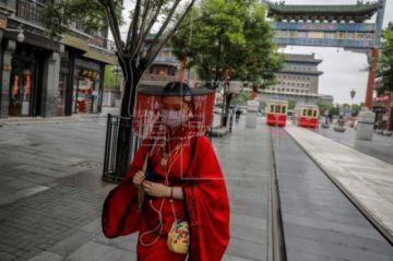 China registra 17 nuevos contagios, cinco de ellos en la provincia de Hubei