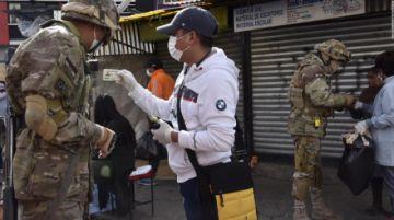 COVID-19: 270 nuevos casos fueron identificados en Bolivia