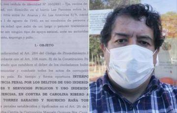 Denuncian a la hija de Jeanine Áñez por uso indebido del avión de la FAB