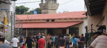 """Aíslan a unos 250 reos en Palmasola ante el caso confirmado de COVID-19 y la Policía reporta """"calma"""""""
