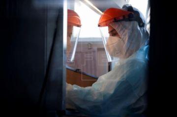 Los casos por COVID-19 en Chile superan los 30.000 y los fallecidos llegan a 323