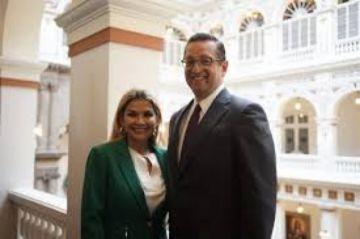 Óscar Ortiz deja de ser jefe de campaña de la alianza Juntos, que postula a Áñez