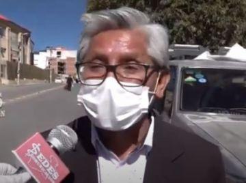 Hasta mediodía, Potosí mantiene 35 casos de COVID-19