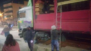 Intendencia controla venta de productos en mercados de Potosí