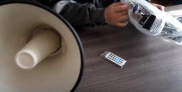 EMAP implementa bocinas para anunciar recojo de basura
