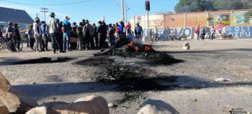 Hay rastrillaje policial y militar en Río Seco y mitines en Kara Kara tras jornada de violencia