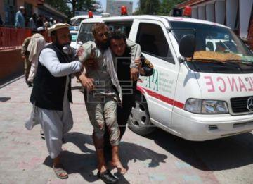 Cuarenta muertos en ataques a un hospital y un funeral en Afganistán