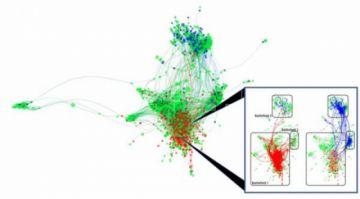 Las redes sociales influyen más que las fuentes oficiales sanitarias