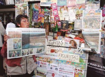 Diario Libertador recibió Bs 1,2 millones del gobierno de Morales