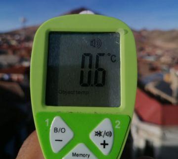 Bajan las temperaturas y anuncian vientos de hasta 60 kilómetros por hora