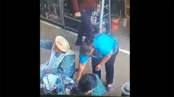 """Capturan a """"descuidista"""" que robaba en un mercado"""