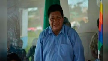 El gobernador de Beni dio positivo por coronavirus