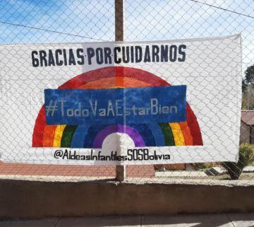 Aldeas Infantiles SOS envía cartas a la Policía de Potosí