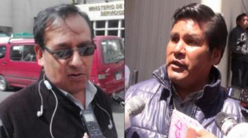 Mediáticamente, Conamype Bolivia tiene dos presidentes y ambos dicen ser legítimos
