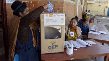 La distribución de escaños ingresó en el debate de elecciones