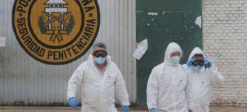 Viceministro confirma que hay 25 reclusos con COVID-19 en Palmasola