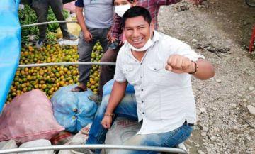 Aprehenden a candidato del MAS Reynaldo Ezequiel