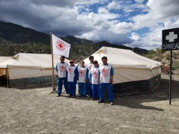La Cruz Roja Boliviana celebra 103 años de servicio