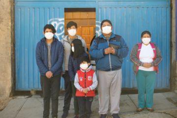Tres pacientes de la CNS vencen al COVID-19 en Potosí