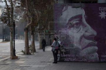 Chile alcanza récord de decesos diarios por COVID-19, los casos rozan los 44.000
