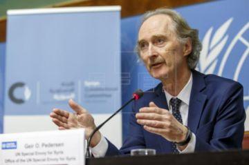 La ONU pide usar la actual calma en Siria para avanzar en la vía política