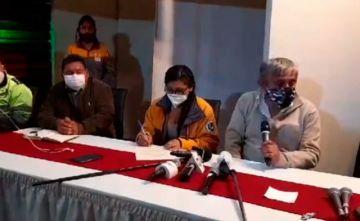 El Alto: pactan flexibilización para choferes con restricción por placas y otras reglas frente al coronavirus