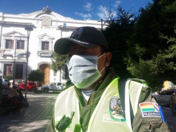 """Bomberos cumple intensa labor en la """"cuarentena"""""""