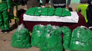 Alcaldía entrega equipo de protección a EMAP y Aapos